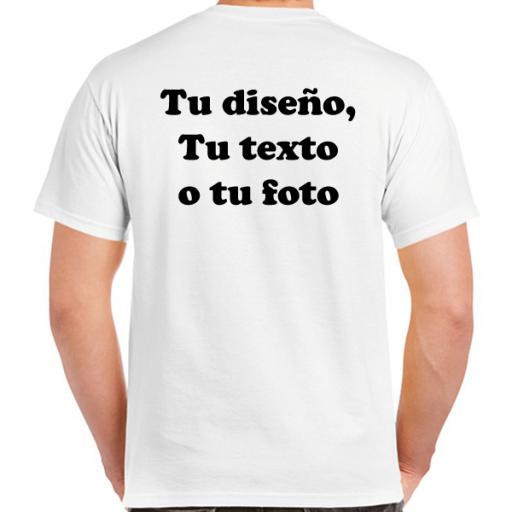 Camiseta Personalizable Hombre [1]
