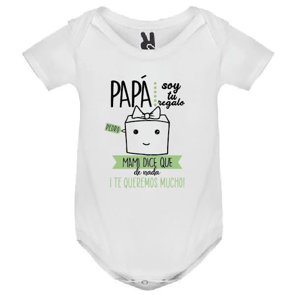 Body Papá soy tu Regalo (Niño)