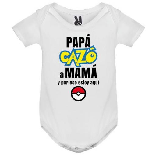 Body Papá y Mamá Pokemon