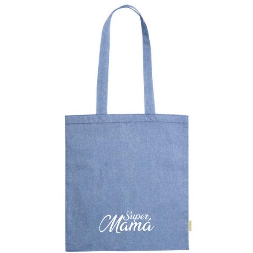 Bolso algodón Super mamá