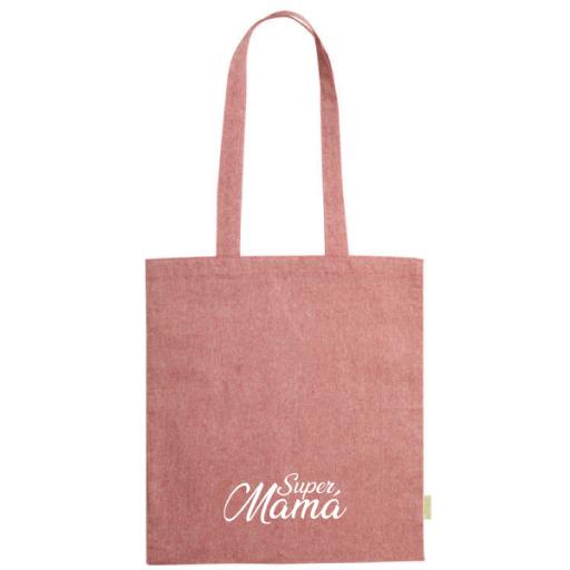 Bolso algodón Super mamá [1]