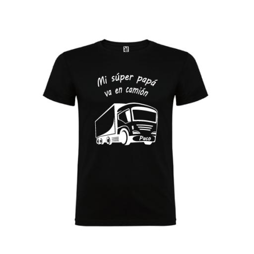 2 camisetas Papa Camión [2]