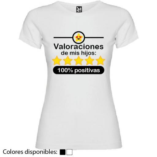 Camiseta Valoraciones Mamá [1]