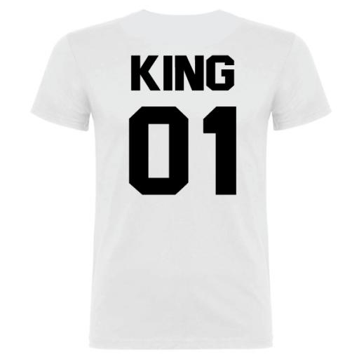 Camiseta original King Blanco [1]