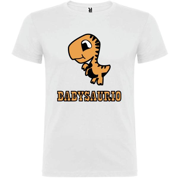 Camiseta Babysaurio (Hijo)