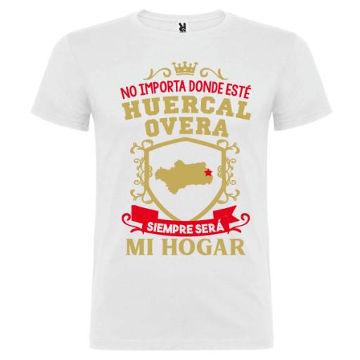 Camiseta Siempre será mi hogar -Hombre- [1]