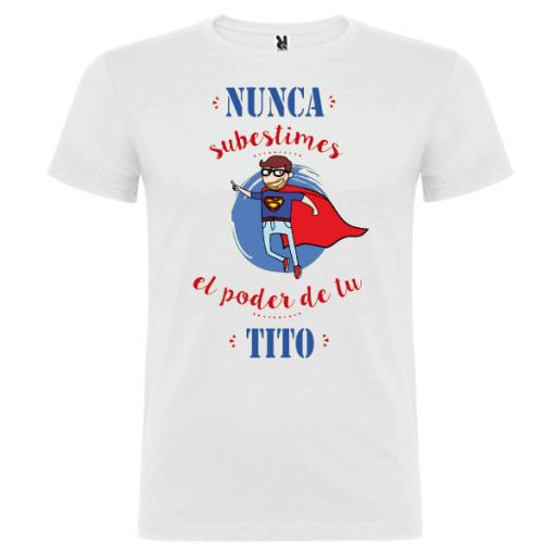 Camiseta Super Tito