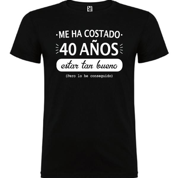 Camiseta Estar Tan Bueno