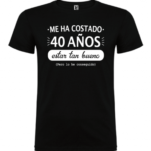 Camiseta Estar Tan Bueno