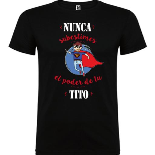 Camiseta Super Tito [1]