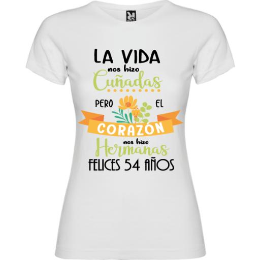 Camiseta La Vida Nos Hizo [1]