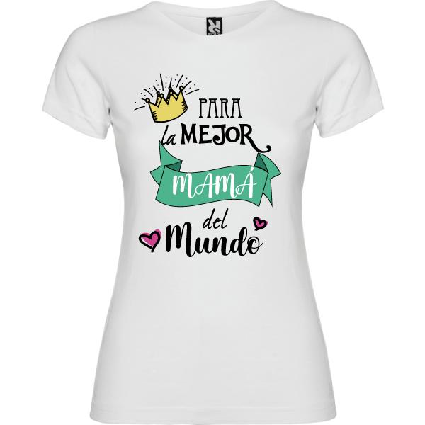 Camiseta Para la mejor mama