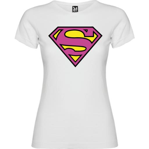 Camiseta Super mama [1]