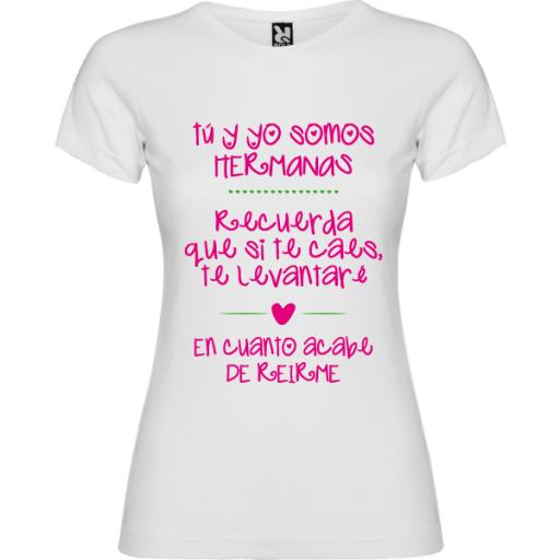 Camiseta Te levantare [1]