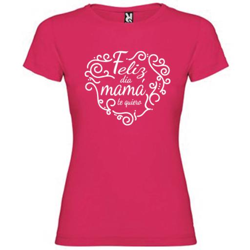 Camiseta Feliz día mama [1]