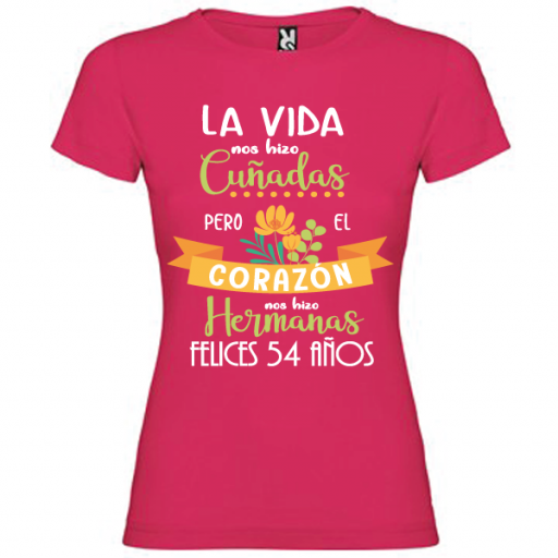 Camiseta La Vida Nos Hizo