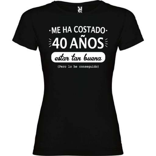 Camiseta Estar Tan Buena [1]