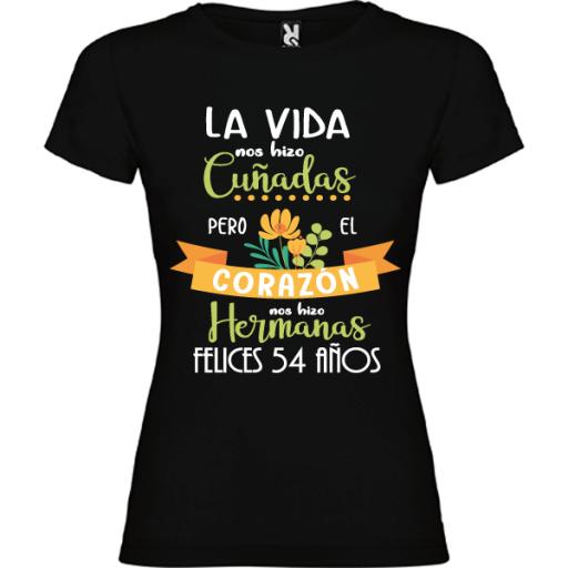 Camiseta La Vida Nos Hizo [2]