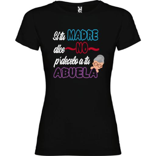 Camiseta Si tu madre dice no [1]