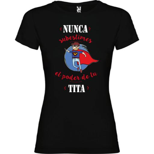Camiseta Super Tita