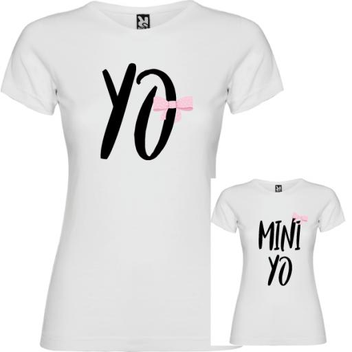 2 Camisetas Yo y mini Yo [1]