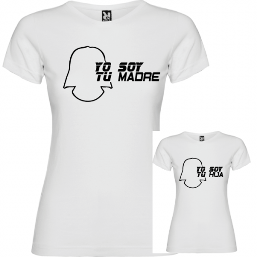 2 Camisetas Soy Tu Madre [2]