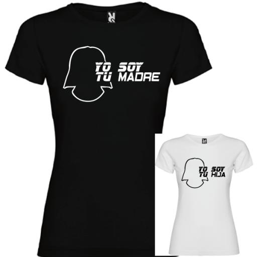 2 Camisetas Soy Tu Madre [3]