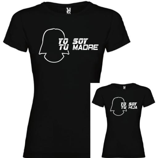 2 Camisetas Soy Tu Madre [1]