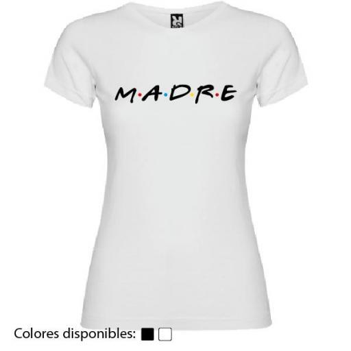 Camiseta Madre (Diseño Friends) [1]