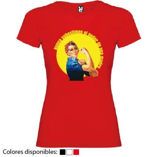 Camiseta El Poder de una Madre [2]
