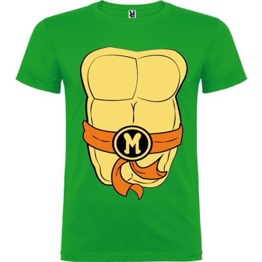 camiseta Tortugas ninja [1]