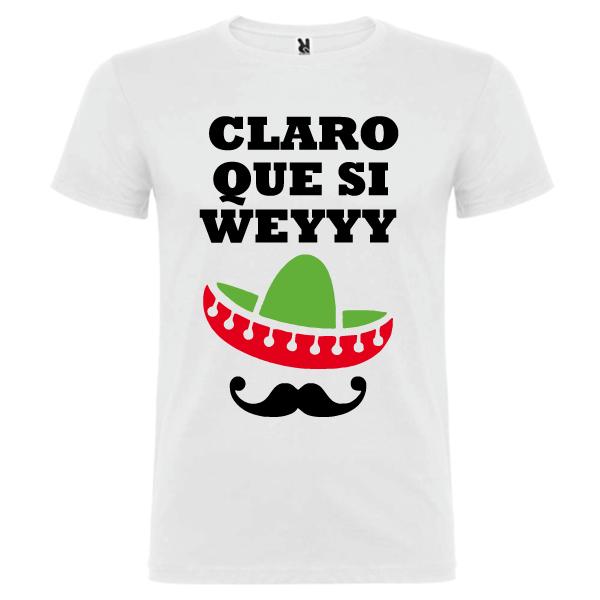 Camiseta Básica Weyyy