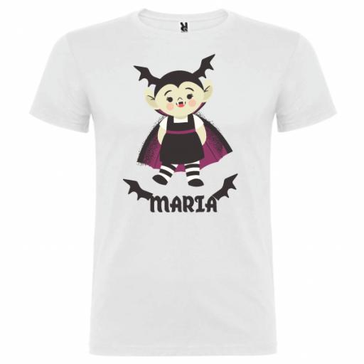 Camiseta Vampira (Unisex) [1]
