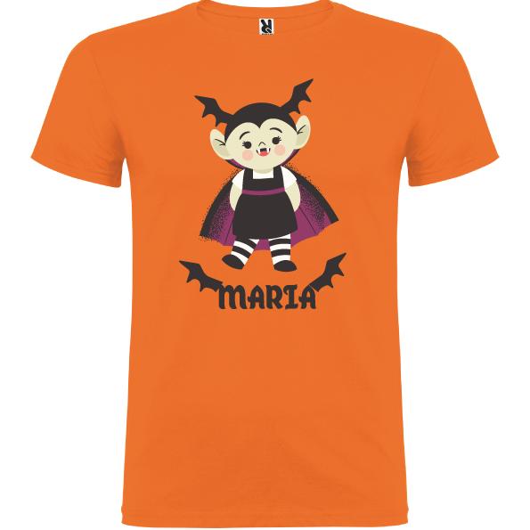 Camiseta Vampira (Unisex)