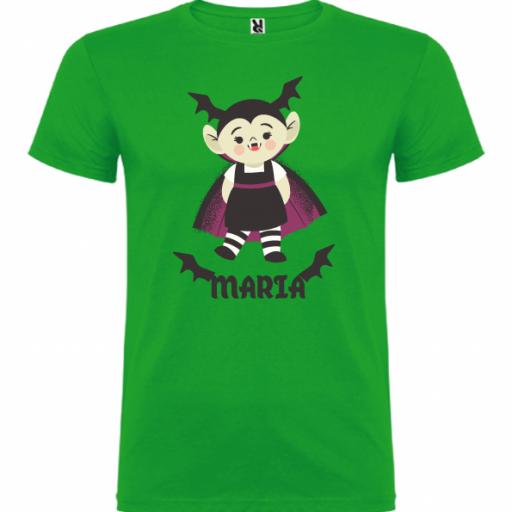 Camiseta Vampira (Unisex) [2]
