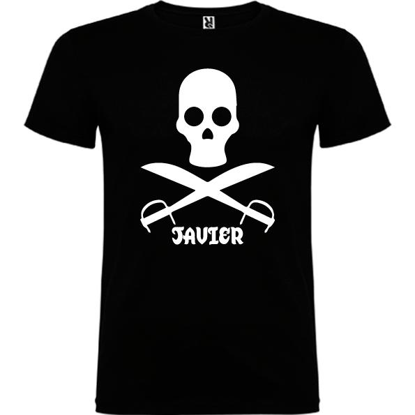 Camiseta Pirata (Unisex)