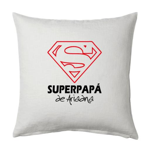 Cojín SuperPapa