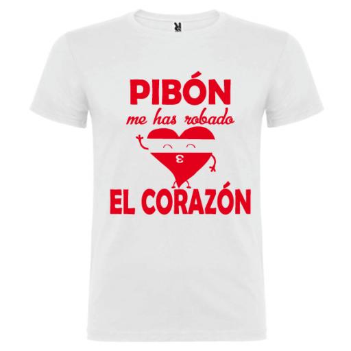 Camiseta Básica Pibón [2]