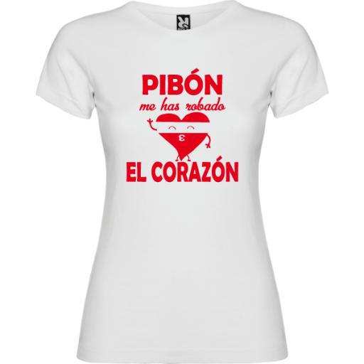 Camiseta Básica Pibón [3]