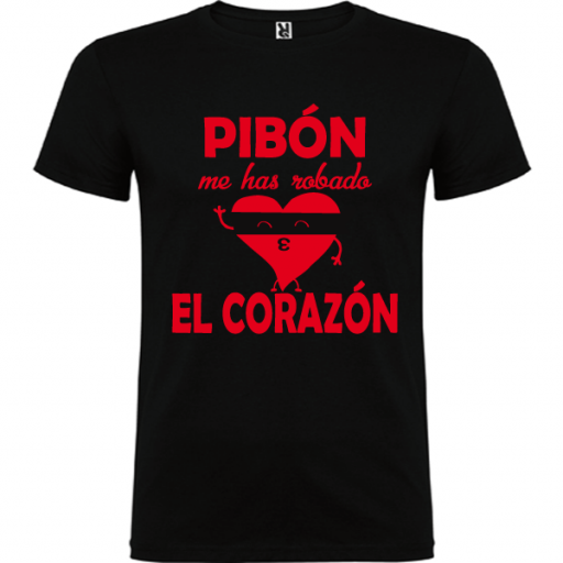 Camiseta Básica Pibón