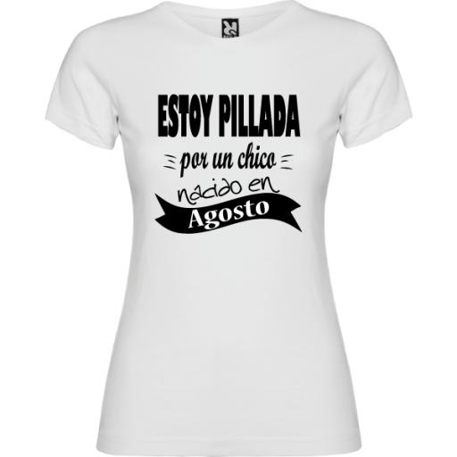 Camiseta Básica Pillada [1]