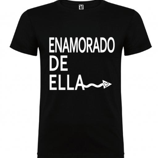 Camiseta Enamorado de Ella