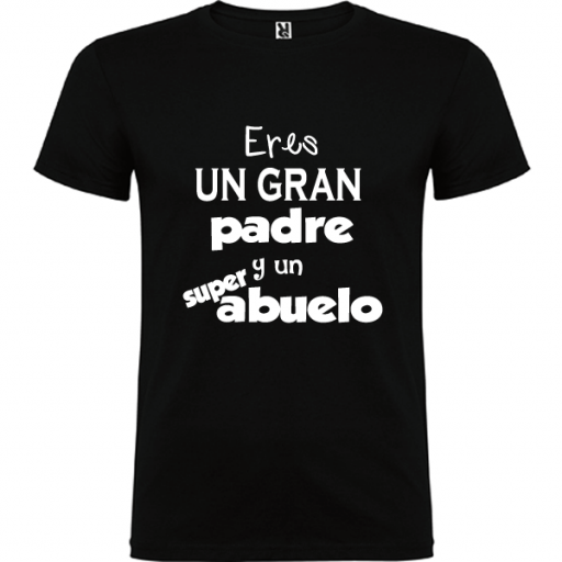 Camiseta Gran Padre [2]