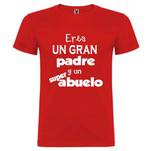Camiseta Gran Padre [1]