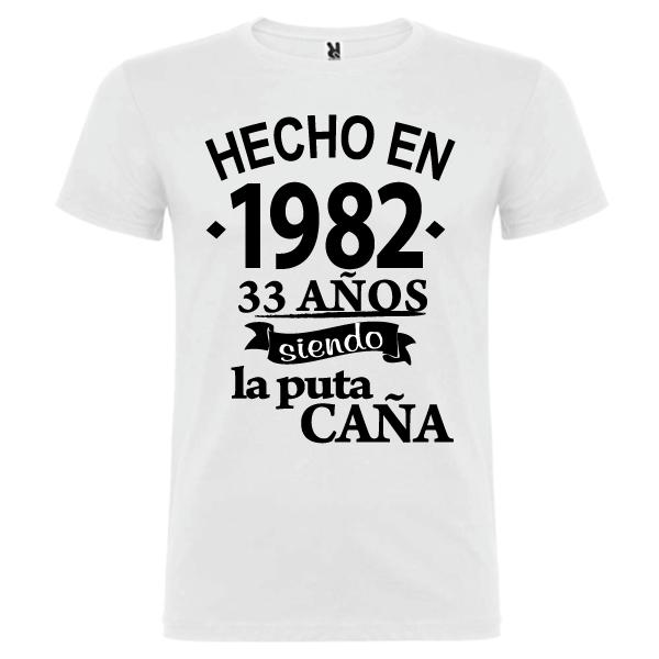 Camiseta Básica Hecho en