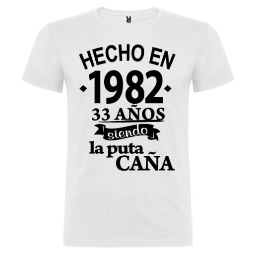 Camiseta Básica Hecho en [0]