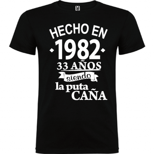 Camiseta Básica Hecho en [1]