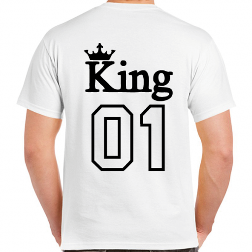 Camiseta Básica King