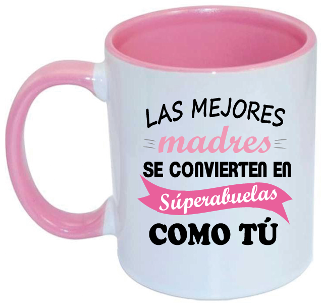 Taza Mejores Madres