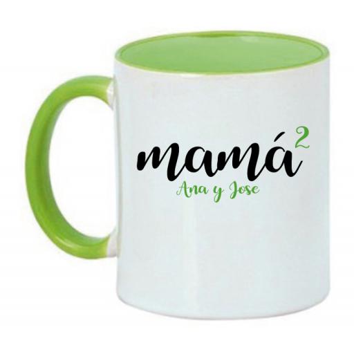 Taza Mama al cuadrado [1]